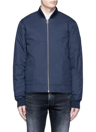 Main View - Click To Enlarge - Denham - 'Airwing' bomber jacket