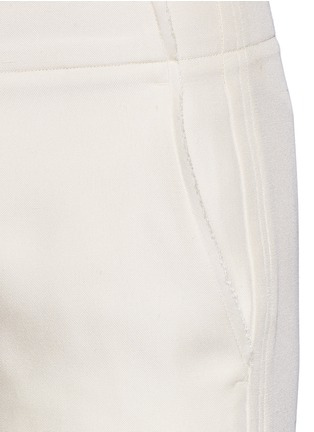 Detail View - Click To Enlarge - Helmut Lang - Silk carpenter pants