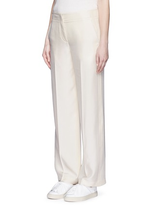 Front View - Click To Enlarge - Helmut Lang - Silk carpenter pants
