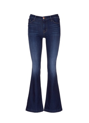 Main View - Click To Enlarge - J Brand - 'Maria Flare' stretch denim jeans