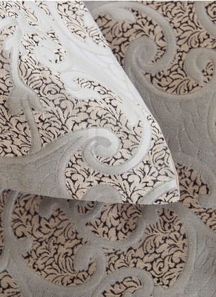 Detail View - Click To Enlarge - Frette - Gotico standard sham