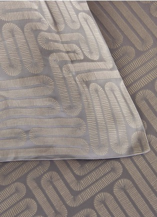 Detail View - Click To Enlarge - Frette - Tram Euro sham