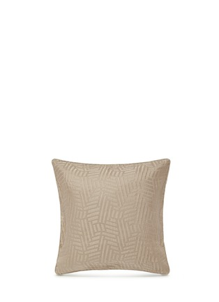 Main View - Click To Enlarge - Frette - Luxury Mila cushion