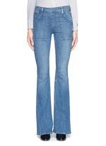 'Le Flare de Francoise' high rise jeans