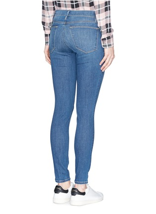 Back View - Click To Enlarge - Frame Denim - 'Le High' skinny jeans