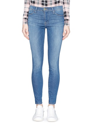 Main View - Click To Enlarge - Frame Denim - 'Le High' skinny jeans