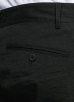 Cotton-linen pants