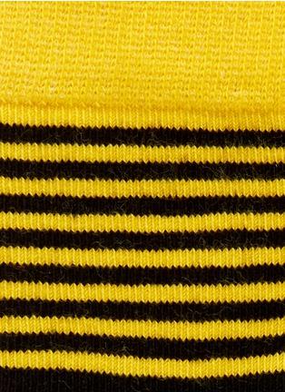 细节 - 点击放大 - HAPPY SOCKS - 波点条纹撞色儿童袜套装
