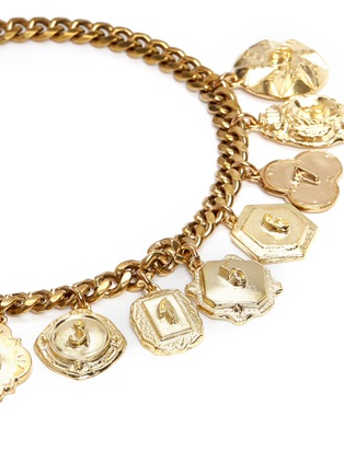 Detail View - Click To Enlarge - Lulu Frost - Victorian Plaza charm necklace