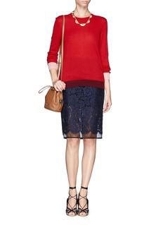 TORY BURCH'Iberia' cashmere sweater