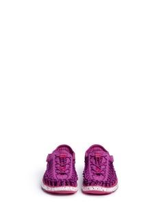Keen'Uneek O2' speckle sole neoprene toddler sandal sneakers