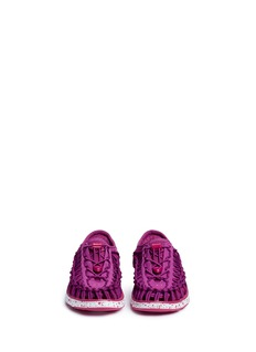 Keen'Uneek O2' speckle sole neoprene kids sandal sneakers
