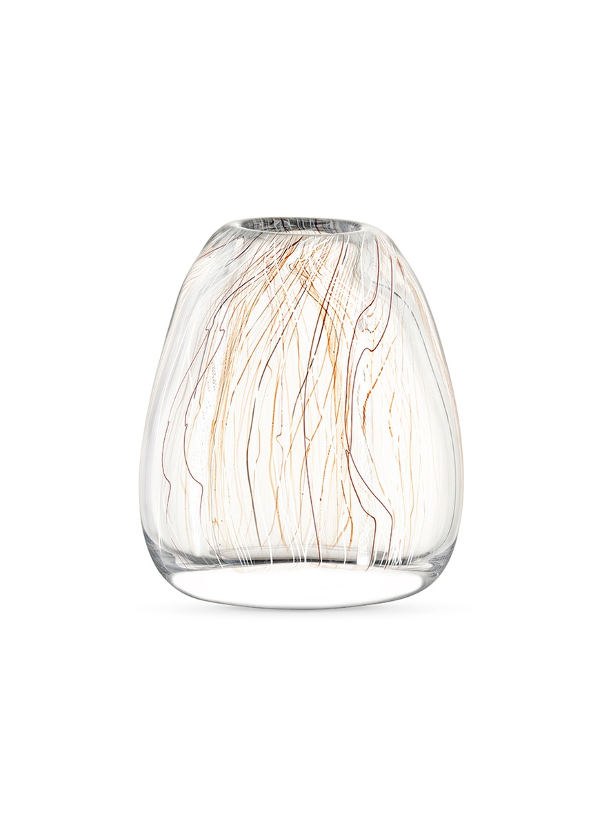 Rock medium vase by Lsa