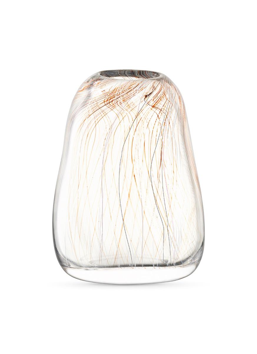 Rock large vase by Lsa