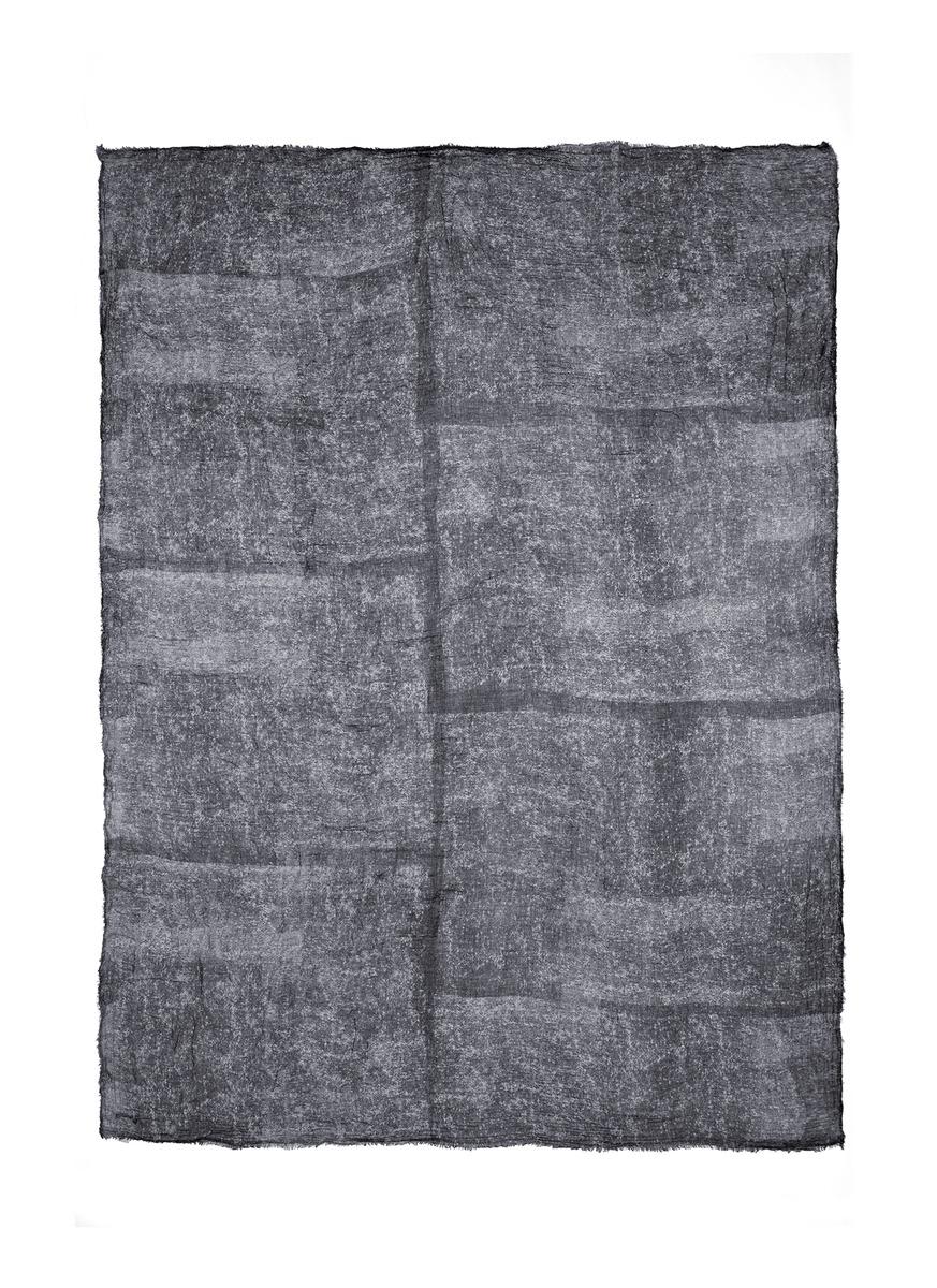 Noor speckle print scarf by Faliero Sarti