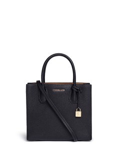 Michael Kors 'Mercer' medium bonded pebbled leather tote