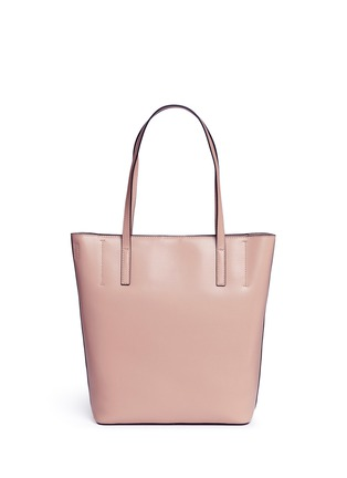 Detail View - Click To Enlarge - Michael Kors - 'Emry' large leather shopper tote
