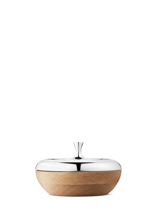 Main View - Click To Enlarge - Georg Jensen - HK turnip candy box