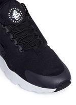 'Air Huarache Run Ultra' mesh sneakers