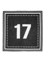 '17' cashmere-silk scarf