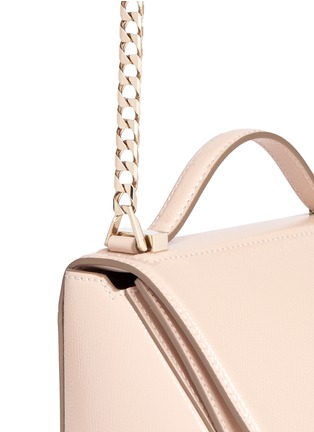 Detail View - Click To Enlarge - Givenchy - 'Pandora Box' saffiano patent leather bag