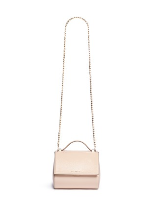 Main View - Click To Enlarge - Givenchy - 'Pandora Box' saffiano patent leather bag