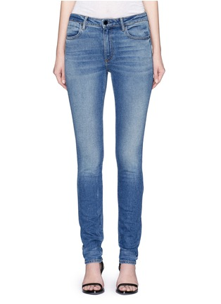 Detail View - Click To Enlarge - T By Alexander Wang - 'WANG 001' slim fit jeans