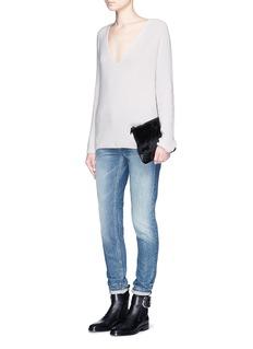 ALEXANDER WANG 'WANG 002' relaxed jeans