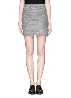 THEORY'Palten SB' mini knit skirt