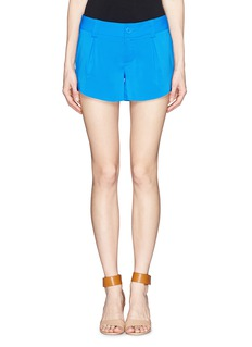 ALICE + OLIVIAButterfly shorts