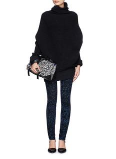 PROENZA SCHOULERSplash print skinny jeans