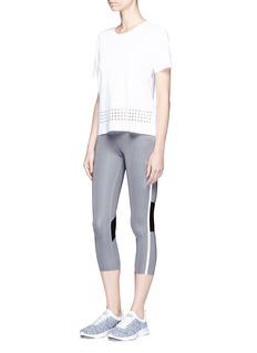 Calvin Klein CollectionMesh insert performance leggings