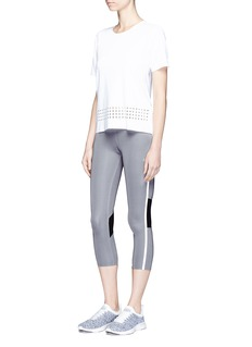 Calvin Klein CollectionPerforated performance T-shirt