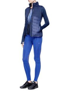 Calvin Klein CollectionMesh panel performance leggings