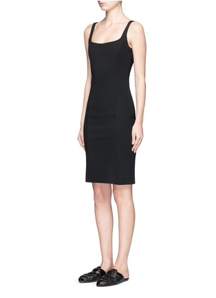 Front View - Click To Enlarge - The Row - 'Odele' bodycon neoprene dress