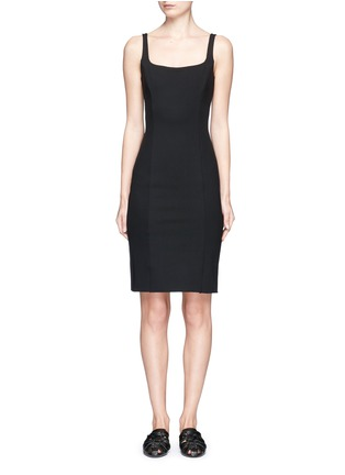 Main View - Click To Enlarge - The Row - 'Odele' bodycon neoprene dress