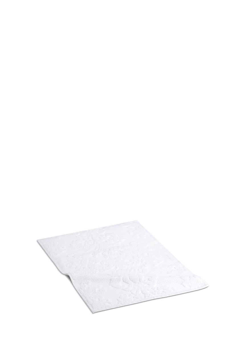 Patara washcloth – White by Hamam