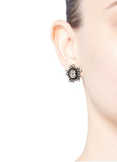 Dannijo 'Solstice' Swarovski crystal star earrings