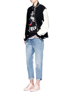 Etre Cecile  'Stellar Cosmic Girls' print cotton T-shirt