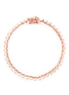 Eddie BorgoPyramid stud tennis bracelet