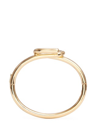 Figure View - Click To Enlarge - Eddie Borgo - 'Allure' 12k gold plated bracelet