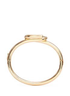 Eddie Borgo'Allure' 12k gold plated bracelet