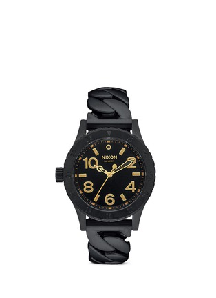 Nixon-'38-20' chain link watch