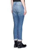 'Carpenter Dre' loop leg denim pants