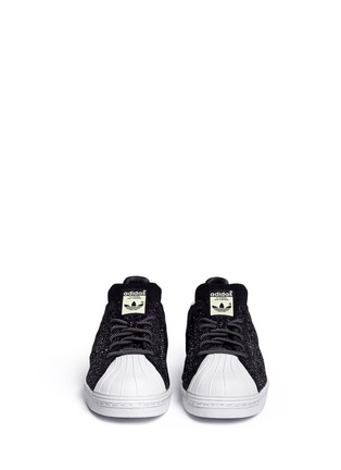 Figure View - Click To Enlarge - Adidas - 'Superstar 80s Primeknit ASG' sneakers