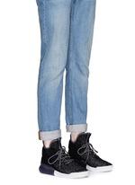 'Tubular X ASW' Primeknit sneakers
