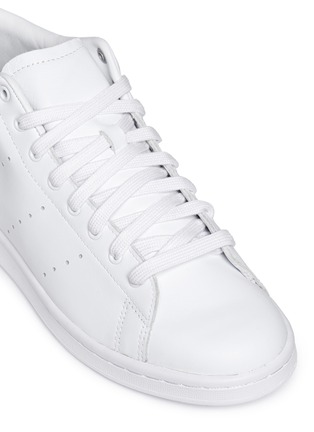 Adidas - x HYKE 'AOH-001 HI' leather sneakers