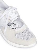 x HYKE 'AOH-007' cutout sneakers