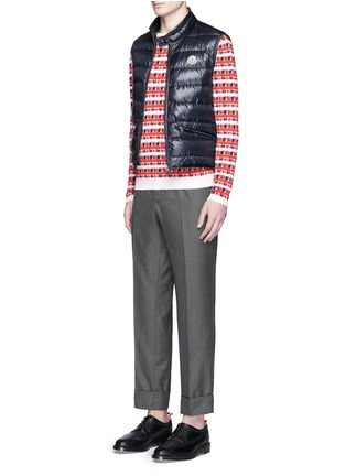 Figure View - Click To Enlarge - Moncler - 'Gui' quilted down vest