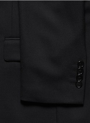 - Givenchy Beauty - Wool blend hopsack suit